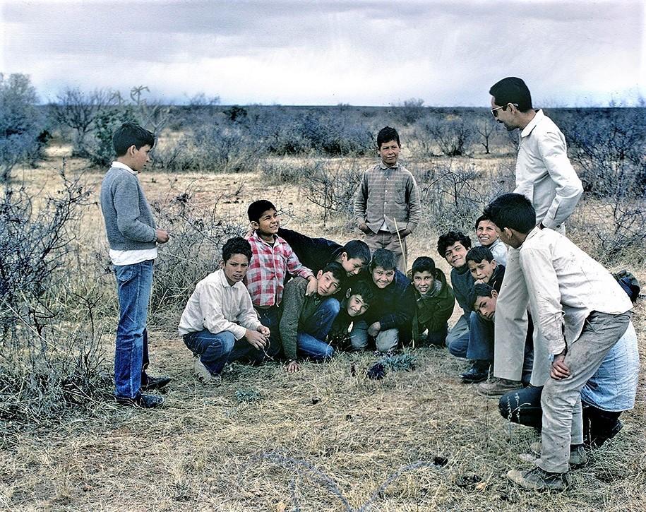 Allende meteorite historic