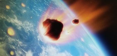 Arte documentaire meteorite