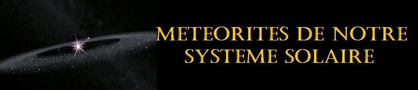 Asteroides meteorites