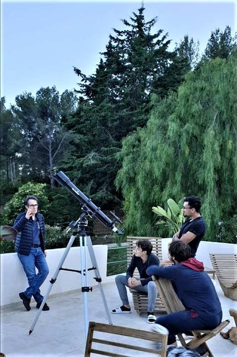 Astronomie a