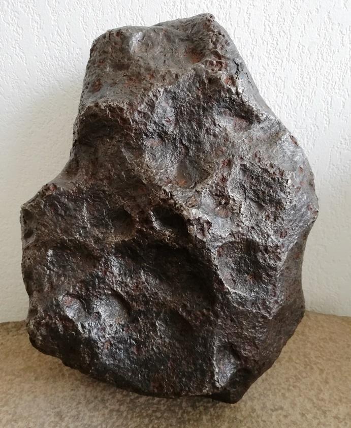 Campo del cilo meteorite siderite