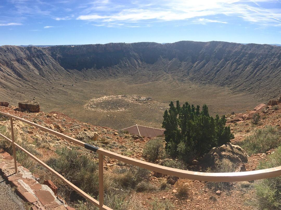 Canyon diablo meteorite arizona 1