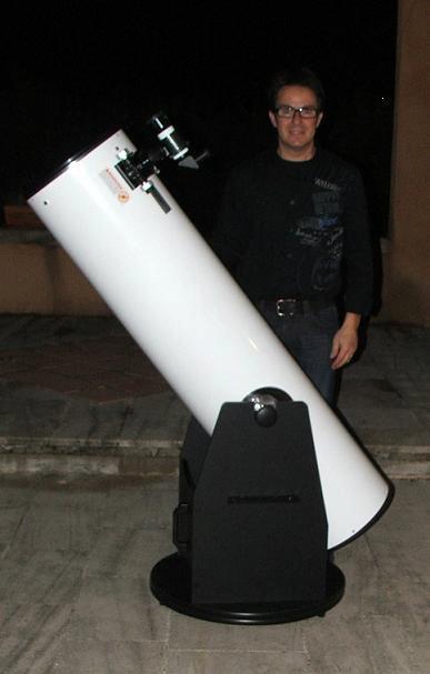 Dobson de 300mm en 2010