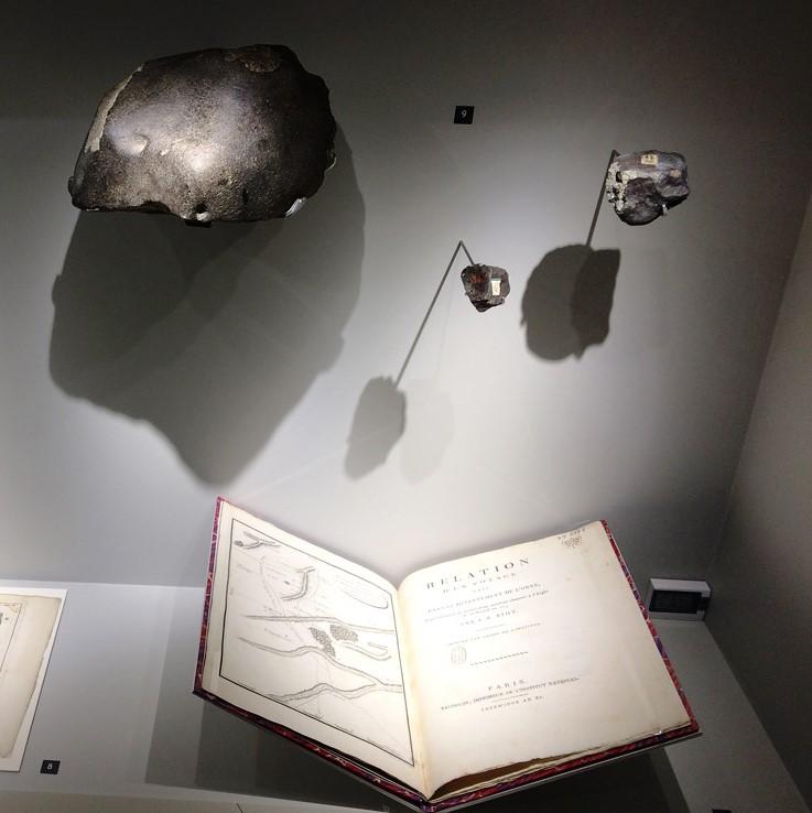 Expo meteorites museum 26