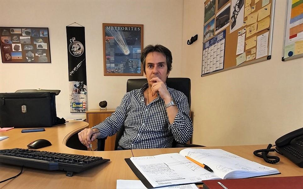 Fabrice kessler meteorite 1