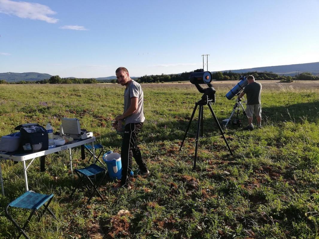 Fabrice kessler telescope 2