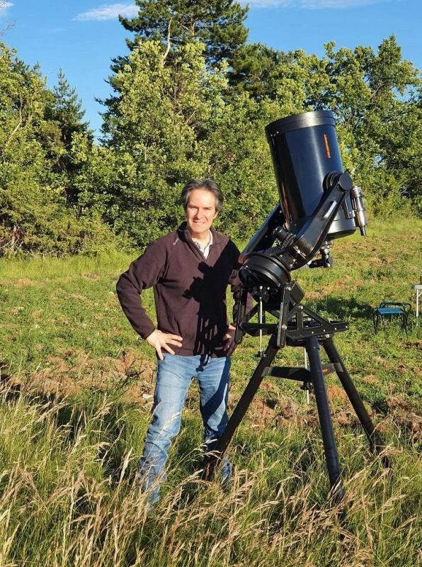 Fabrice kessler telescope