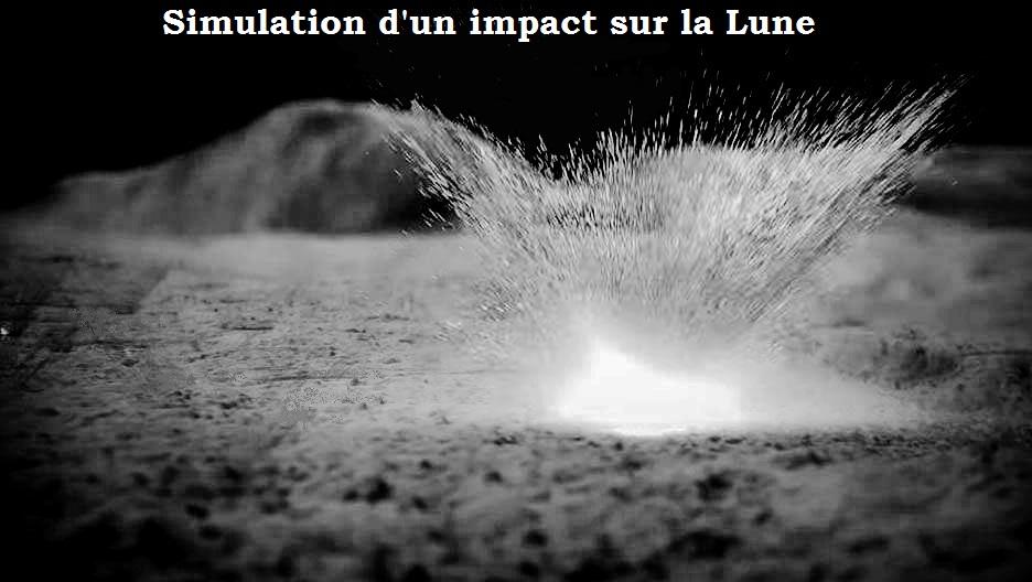 Impact lunaire