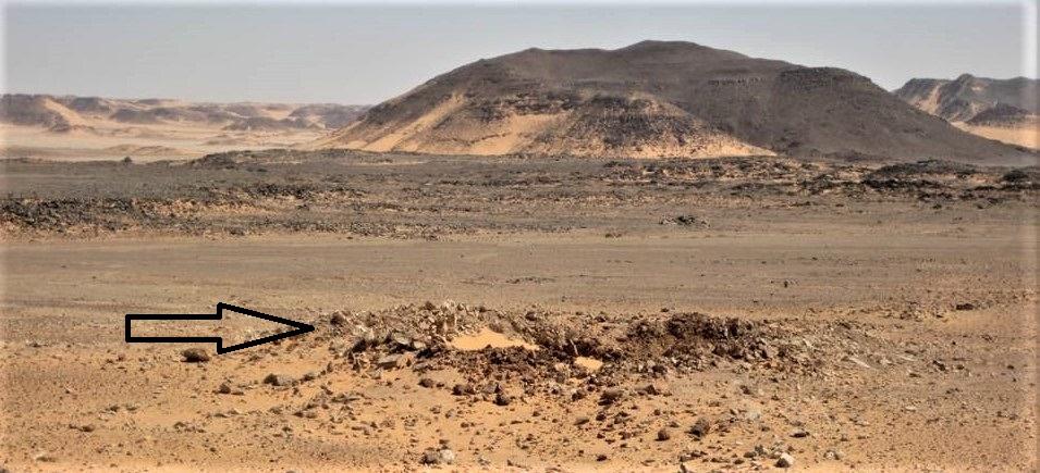 Kamil crater meteorite 1