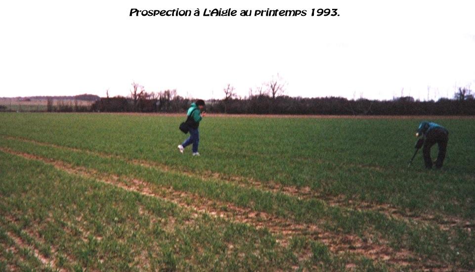 L aigle 1993