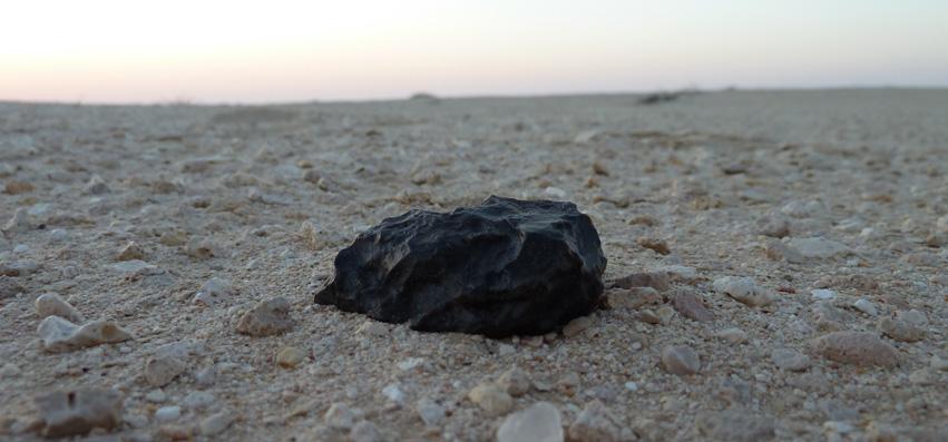 Labenne meteorite