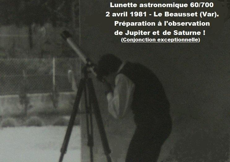 Observation de jupiter 2