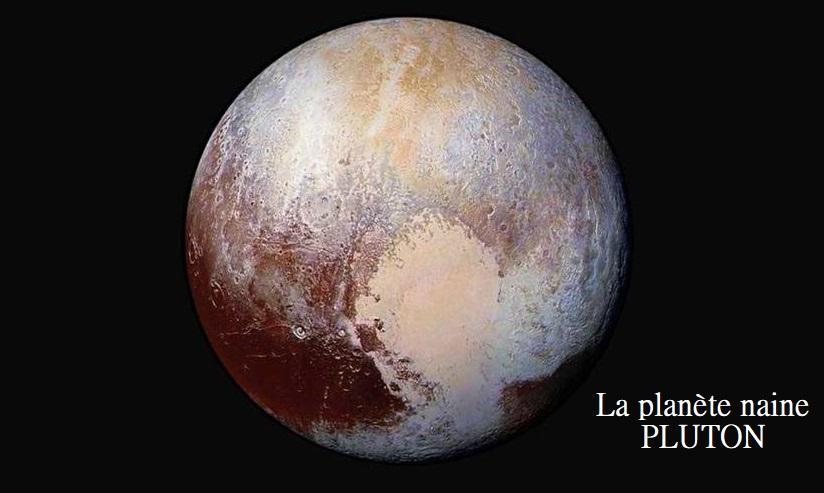 Pluton ceinture kuiper