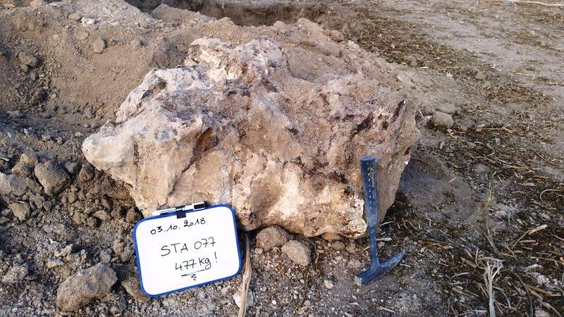 Saint aubin 477 kg