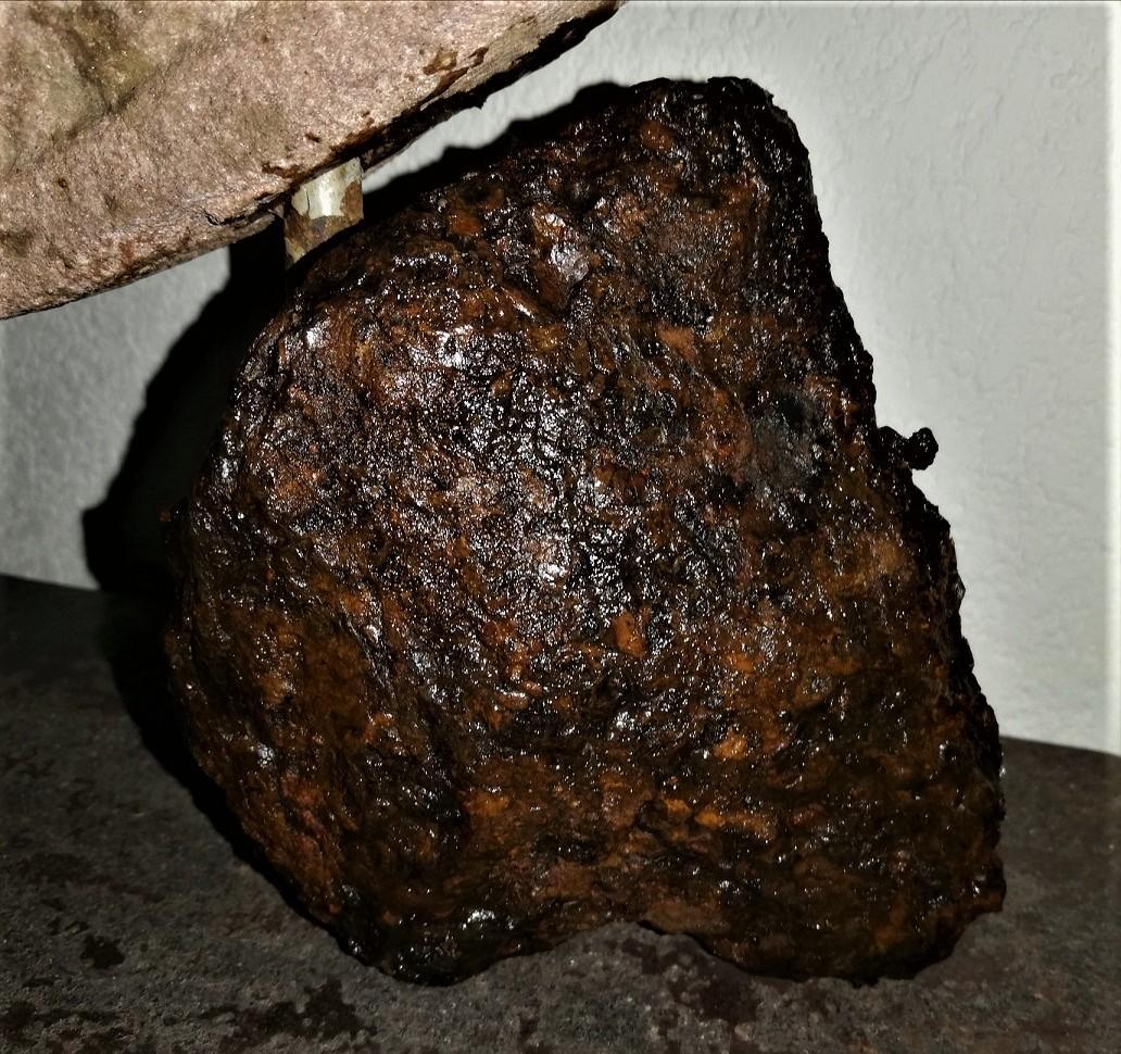 Sericho pallasite meteorite 909 g