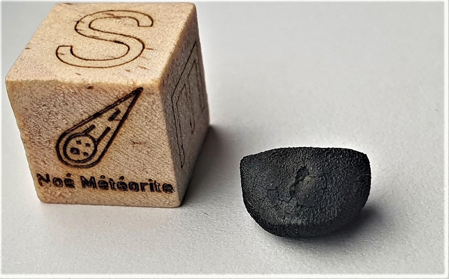 Tarda meteorite carbonaceous maroc