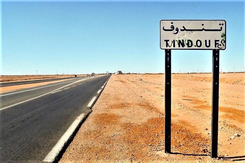 Tindouf algeria meteorite
